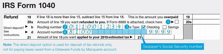 Invest your refund