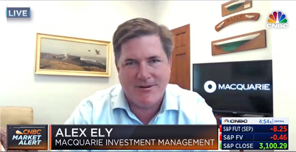 Alex Ely on CNBC